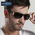 RAYKDID 2017 New Brand Designer UV 400 4 Color Polarized Sunglasses Men oculos Sports Driving Glasses Goggles Eyeglasses 8459