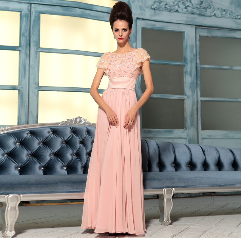Free Shipping 2018 Formal Party Prom Gown Bridal Long Design Dinner Party Women's Banquet Lace Graduation Bridesmaid Dresses