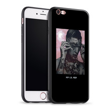 Lil peep Rapper Coque Black TPU Soft Silicone Phone Case Cover Shell For Apple iPhone 5 5s Se 6 6s 7 8 Plus X XR XS MAX