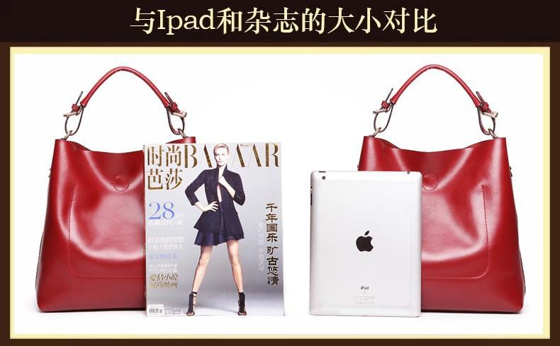 Ladies Composite Handbags Woman Fashion Pu Leather Bags Crossbody Bag For Women Fashion 2015 Designer High Quality Bags BH270 (11)
