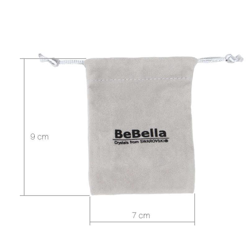 BeBella עבה קטיפה פאוץ באיכות גבוהה תכשיטי קטיפה שקיות אריזה בגודל 7x9 cm