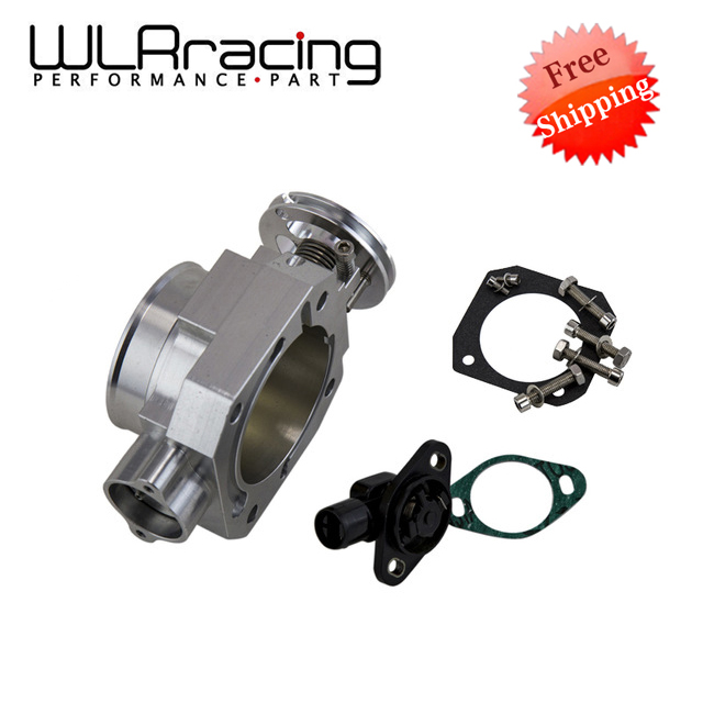 FR shipping- 70MM THROTTLE BODY+TPS THROTTLE BODY POSITION SENSOR FOR HONDA B16 B18 D16 F22 B20 D/B/H/F EF EG EK DC2 H22 D15 D16 deawoo excavator throttle sensor dh stepper motor throttle position sensor excavator spare parts