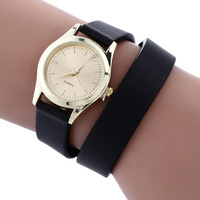 Fashion Casual Women S Quartz Wristwatch PU Leather Bracelet Watch Lady S Dress Watch Relogio Feminino