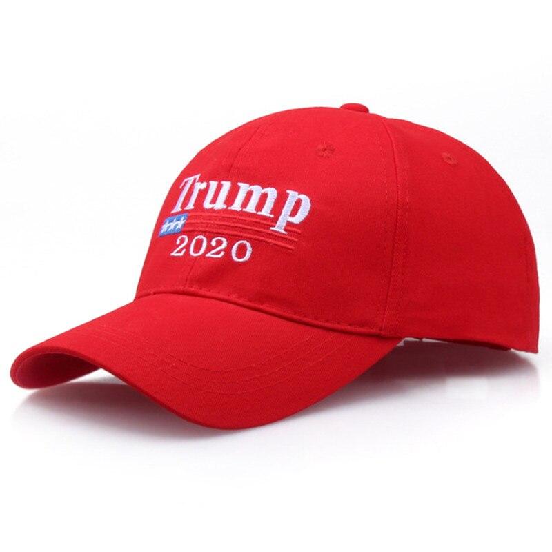 FAYUEKEY 2020 Baseball Cap Republican Hat Make America Great Again Embroidered