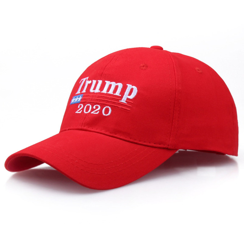 Wholesale Trump 2020   Baseball     Cap   Republican   Baseball   Hat New Make America Great Again   Caps   Embroidered Trump President   Cap
