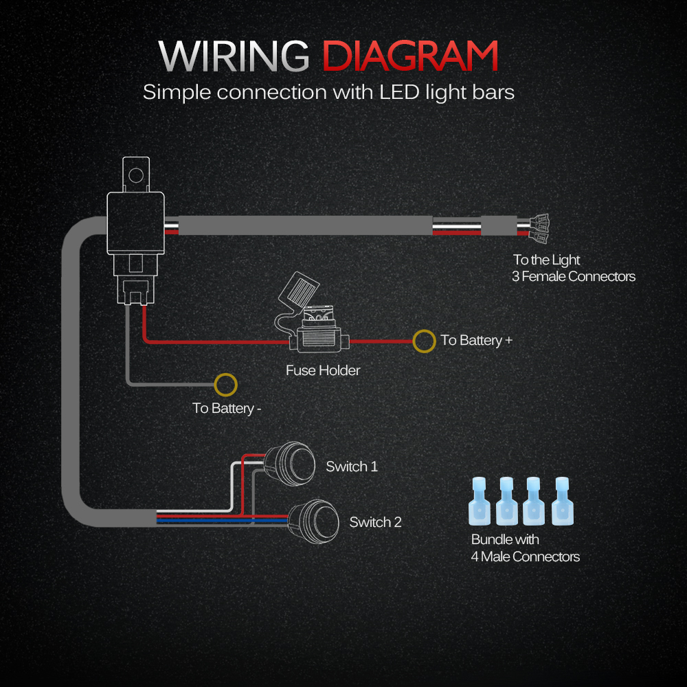 Led Light Bar Switch Wiring Diagram from ae01.alicdn.com