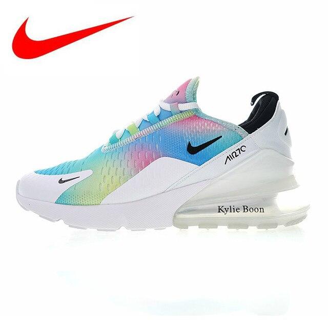 da2070531e08b Hot NIKE AIR MAX 270 Women's Running Shoes, White / Pink, Breathable  Lightweight Non-slip Wear Resistance AH6789 700 AH6789 600
