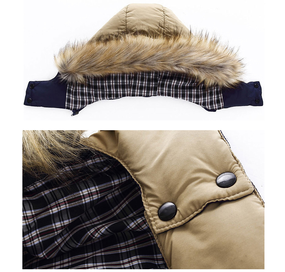 warm coat men