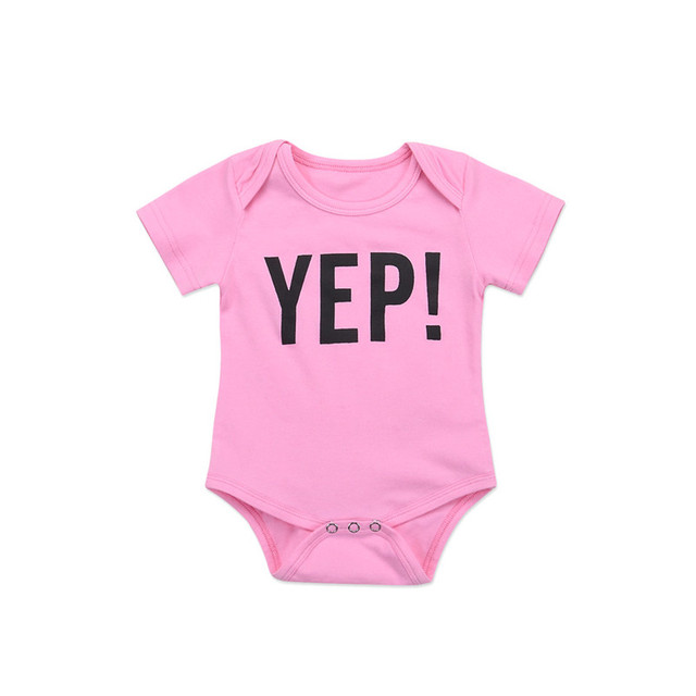 9b4faecdd84c 2018 New Fashion Cute Pink Letter Print Summer Family Matching ...