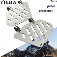 New Stlye Motorcycle Tank guard protection For BMW R1200GS Adventure Triple ABS 2013 BMW R1200GS Adventure 2006 20111