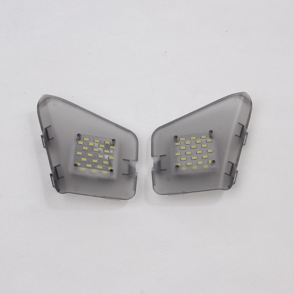 LED Trunk Lamp Car Trunk Light Auto Boot Lights Custom For Mitsubishi Outlander 2008-2012 car rear trunk security shield cargo cover for mitsubishi outlander 2013 2014 2015 high qualit black beige auto accessories