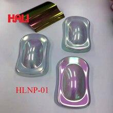 Порошок неонового пигмента Авроры Хамелеон Русалка порошок супер зеркальный эффект, цвета хрома ногтей Радужная пыль дизайн ногтей DIY пигмент