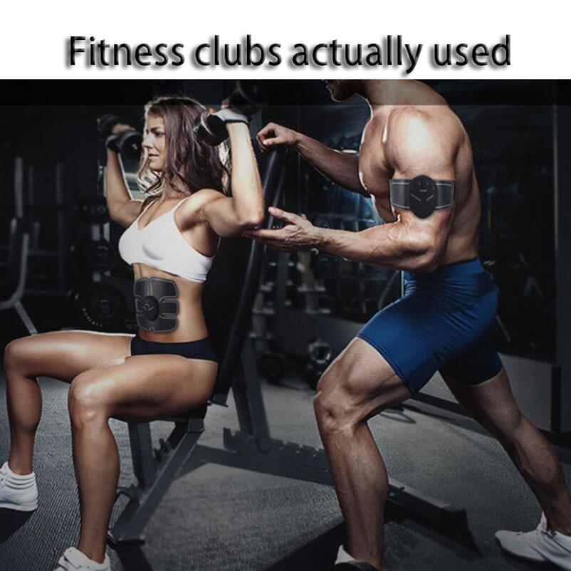 ems Trainer Muscle Stimulator abs əzələ tonusu Zayıflayıcı - Səhiyyə - Fotoqrafiya 2