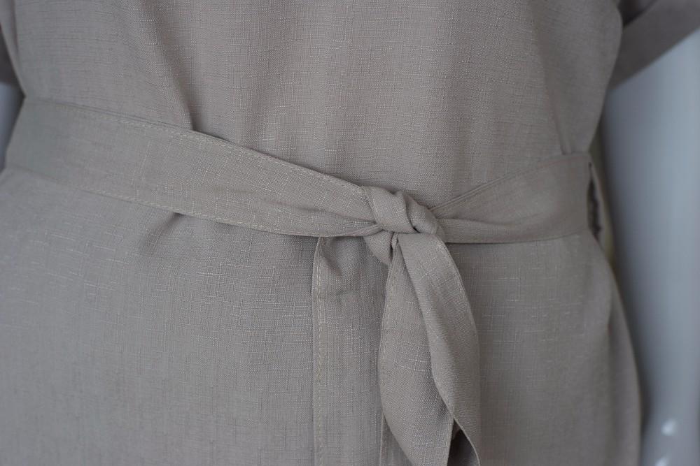 HTB1wTqTJVXXXXbOaXXXq6xXFXXX5 - Women Shirts Linen Tunic Shirt V Neck Big Bow Batwing Tie