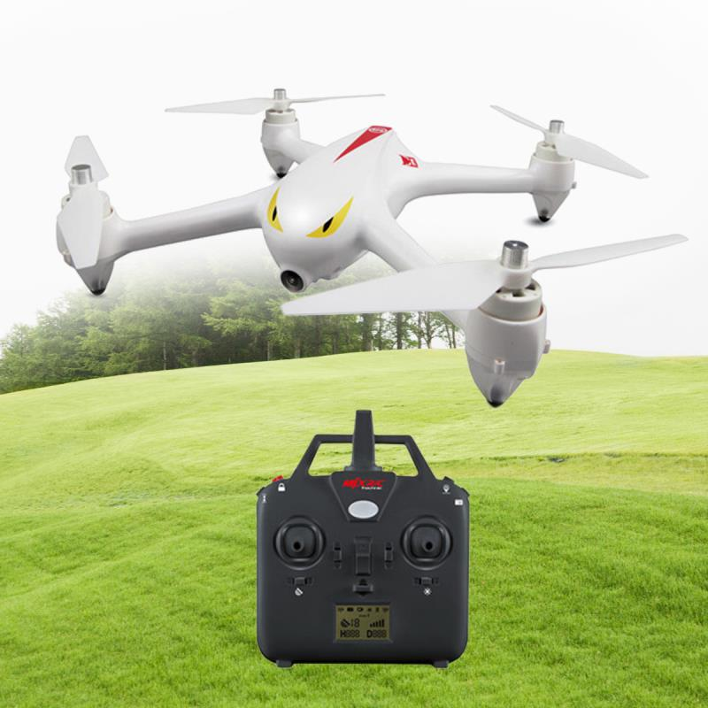 MJX Bugs 2 C B2C RC Helicopter 2.4G 6-Axis Gyro GPS Brushless Motor RC Drone With 1080P Camera FPV RC Quadcopter VS X183 H501S mini rc global drone 2 4g 6 axis x183 gyro quadcopter with 2mp wifi fpv hd camera gps brushless mode remote control toys gifts
