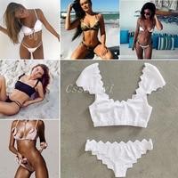 Hot Sexy Brazilian Bikini 2017 Swimwear Women Swimsuit Bathing Suit Biquini Bikini Set Bandage Swim Suit