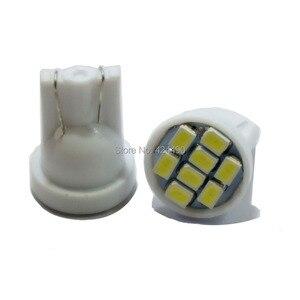 Image 1 - 2000X T10 194 2825 W5W 8 led 3020 smd samochodowa lampa obrysowa czytanie lampa kopuła drzwi lampa Auto światła obrysowe tablicy rejestracyjnej żarówki 12 V