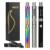 2016 C5 IMECIG cigarro eletrônico 30 W sub dois mini 0.5ohm bobinas caneta Vape e-cigarros Starter Kit 2.0 ml Atomizador e hookah