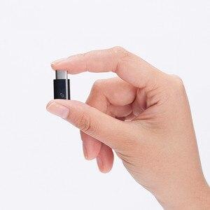 Image 4 - Оригинальный адаптер зарядного устройства Xiaomi Mi портативный адаптер Micro USB Type c для Xiaomi Mi4C/Mi5/Mi6 /Mi конвертер