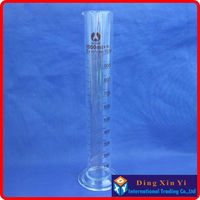1000ml Glass Graduated Cylinder Measuring Cylinder Measuring Graduates Glass Graduate