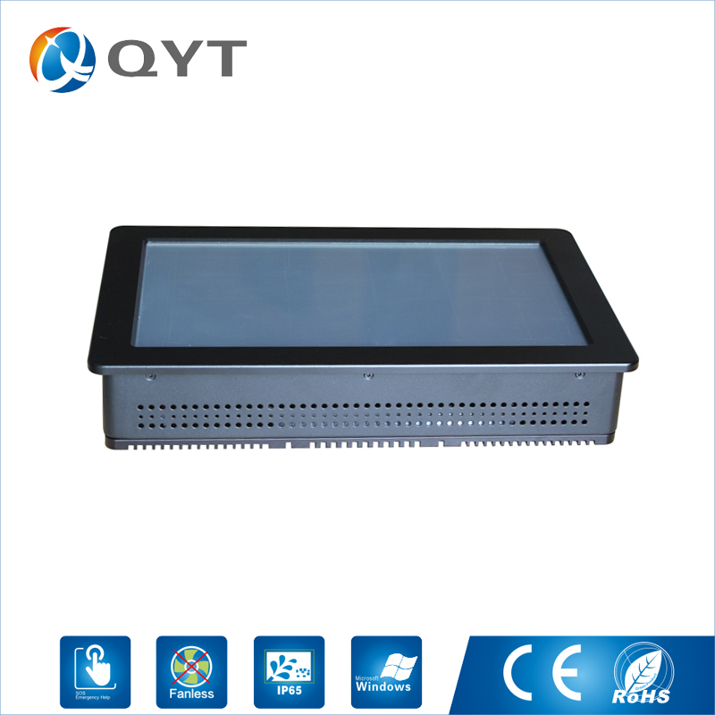 Image 2 - QYT industrial panel pc 11.6 inch tablet pc for industrial using with intel i3 cpu