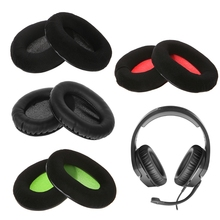 Sponge Earpads Cushion Set For Kingston HSCD KHX-HSCP Hyperx Cloud II Headphones