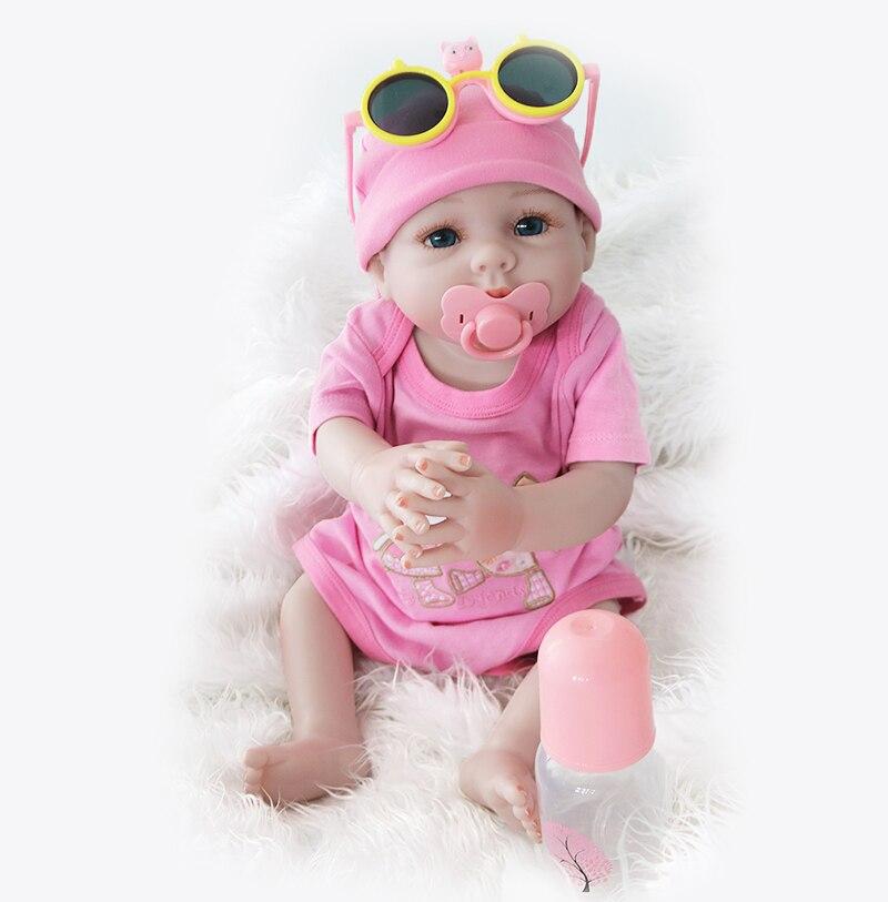 real lifelike silicone baby dolls