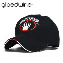 Glaedwine Brand NEW Fashion baseball caps Black Water Hats  Casual Out