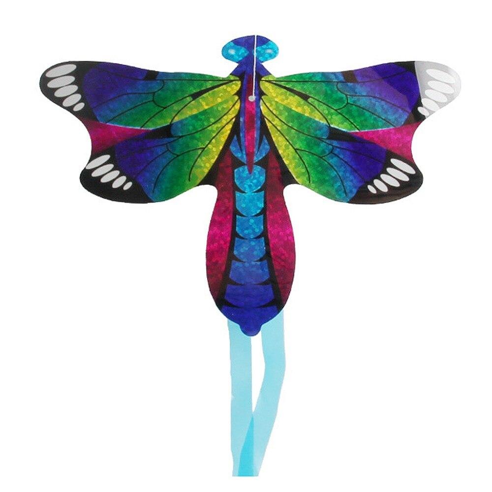 Мультфильм насекомое самолет мини струны летающие воздушные змеи игрушка детский подарок спорт на открытом воздухе