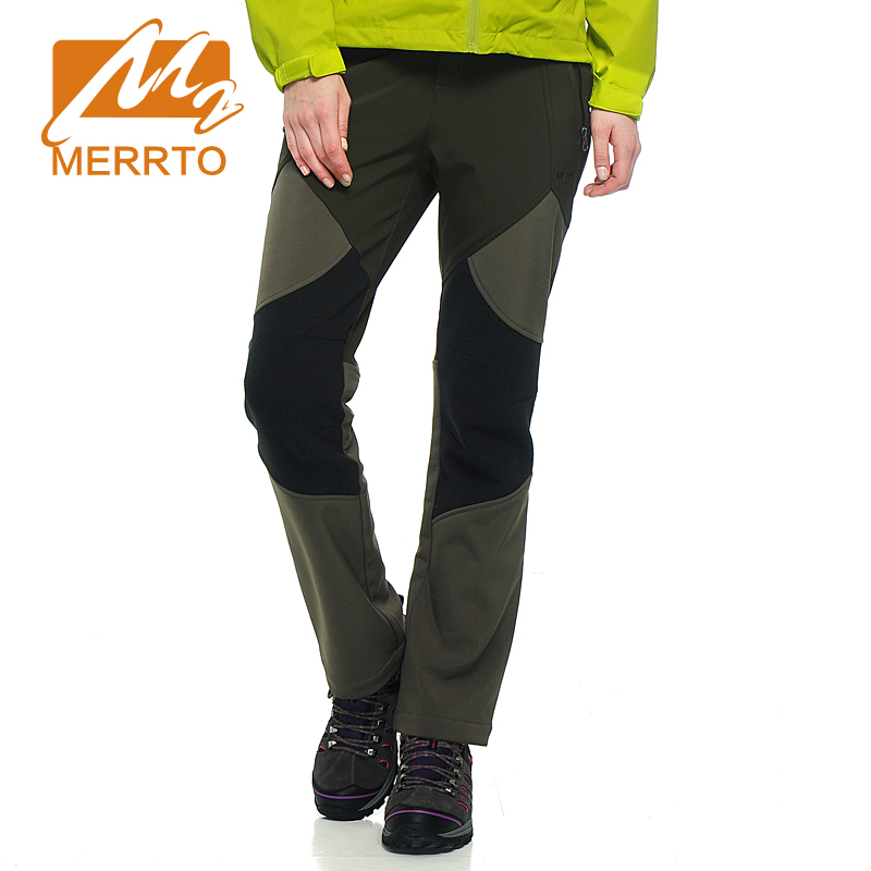 MERRTO Winter Women's Waterproof Windproof Outdoor ultra-light Pants keep warm Snow Trousers Breathable Ski Pants camping hiking brand new autumn winter men hiking pants windproof outdoor sport man camping climbing trousers big sizes m 4xl free shipping