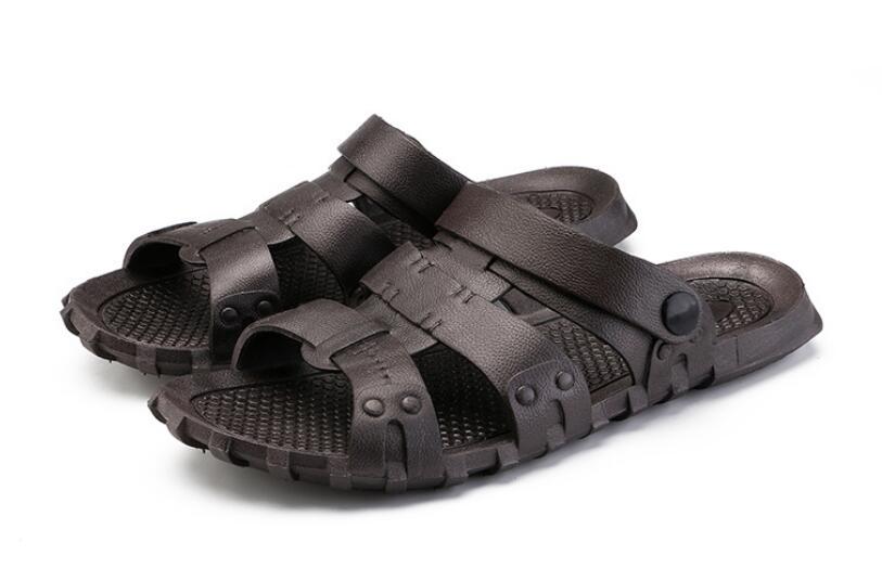 Бесплатная доставка Лето Классические сандалии Для мужчин легкий пляжная обувь сандалии для прогулок на продажу 010