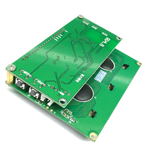 Image 4 - Li ion Lipo lifepo4 Lithium Battery Protection Board LCD Display Screen BMS Speedometer Voltage Capacity Mileage Indicator ANT