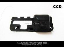 HD!! Car Rear View Parking CCD Camera For Honda Civic 2006/2007/2008/2009
