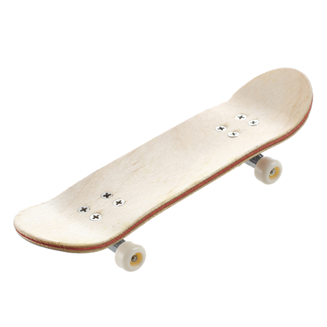 HOT SALE HT00640  Fingerboard Finger Skate Board + Screwdriver Random Pattern