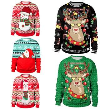 Vianočná mikina merry Christmas – 10 variant