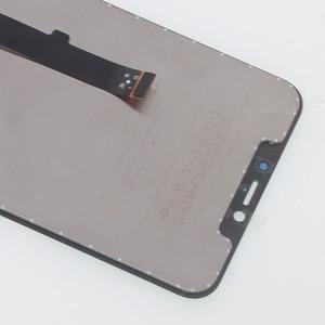 Image 5 - Для Cubot P20 ЖК дисплей + сенсорный экран цифровой преобразователь 6,18 дюймовый экран Замена для Cubot P20 Запчасти для ремонта мобильных телефонов