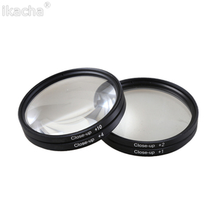 Image 3 - Macro Close Up Lens Filter +1+2+4+10 Filter Kit 49mm 52mm 55mm 58mm 62mm 67mm 72mm 77mm 82mm for Canon Nikon Sony DSLR Camera