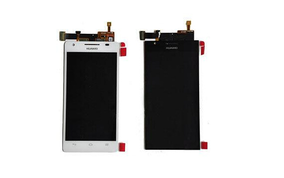 LCD Display Digitizer For HuaWei HN3-UO1 Honor 3 Smartphone Assembly Replacement Touch Screen Display Digitizer