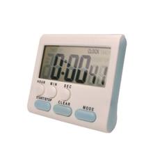 Free shipping, digital electronic kitchen timer, magnet bracket kitchen timer, LCD screen kitchen timer
