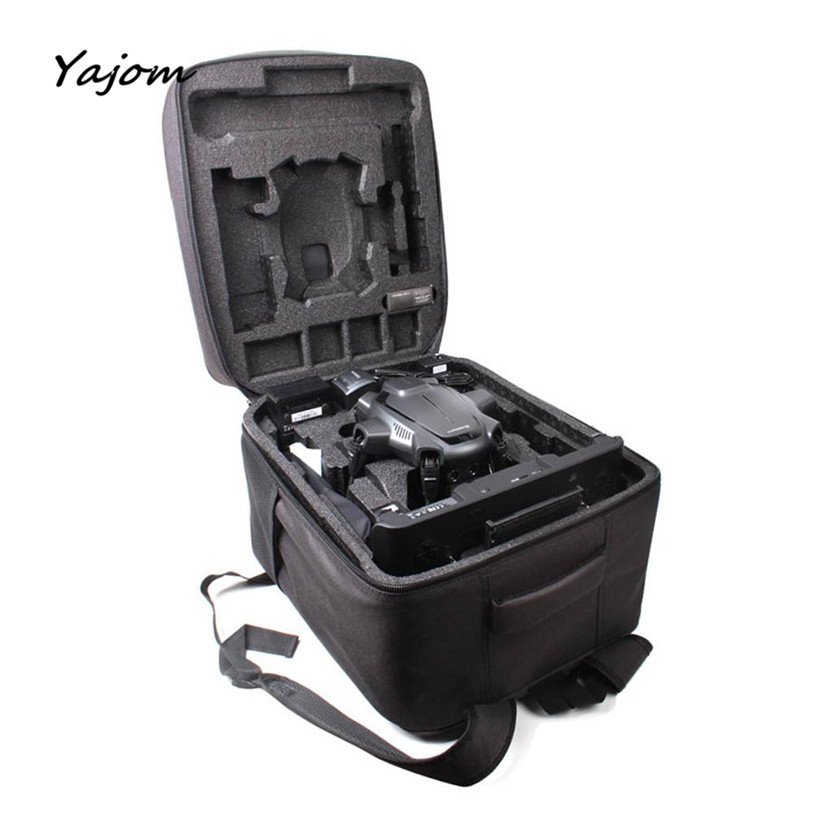 Free For Shipping  Backpack Bag Carrying Shoulder Bag For Yuneec Typhoon H480 FPV Drone Brand New High May 16 цены онлайн