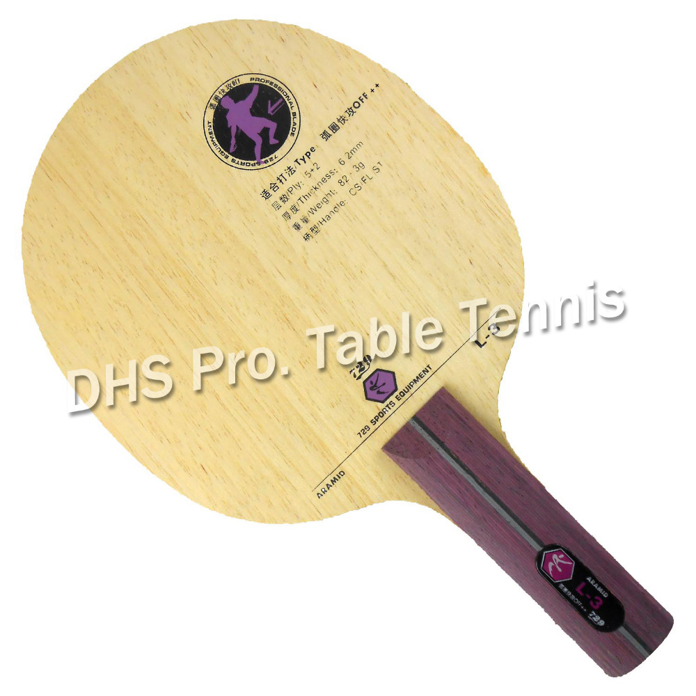 Friendship 729 Focus 3 In Pre-energy factory Tuned, High Elastic Sponge Table Tennis Rubber Ping Pong Sponge