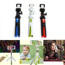 Bluetooth палка для селфи штатив стабилизатор 3in1 костюм для GoPro Камера для телефона