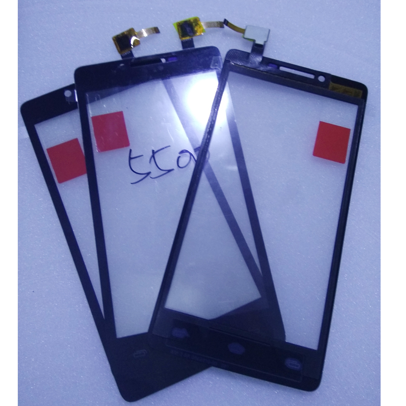 1pcs/lot Touch Panel For Prestigio MultiPhone PAP5500 PAP 5500 DUO Touch Screen Digitizer Front Glass Len Replacement
