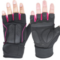 Новые мужские фитнес спортивные перчатки летнее солнце на открытом воздухе катание упражнения гантели тяжелая атлетика перчатки запястье