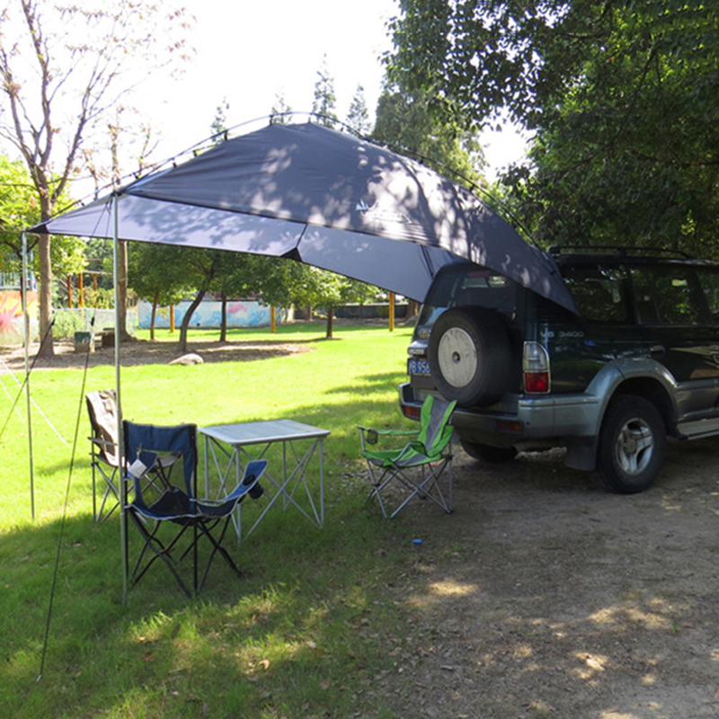 Instant Partable Tailgate Tent Multi Use Awning Outdoor Canopy Tent for SUV C&er Tail Car Tent ZS9 235-in Tents from Sports u0026 Entertainment on ... : tailgate canopies - memphite.com