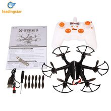 LeadingStar 2.4GHZ 4CH X800 RC helicopter drone quadcopter with C4015 Wifi FPV HD HD Digicam VS X600 X400 RC Toys zk35