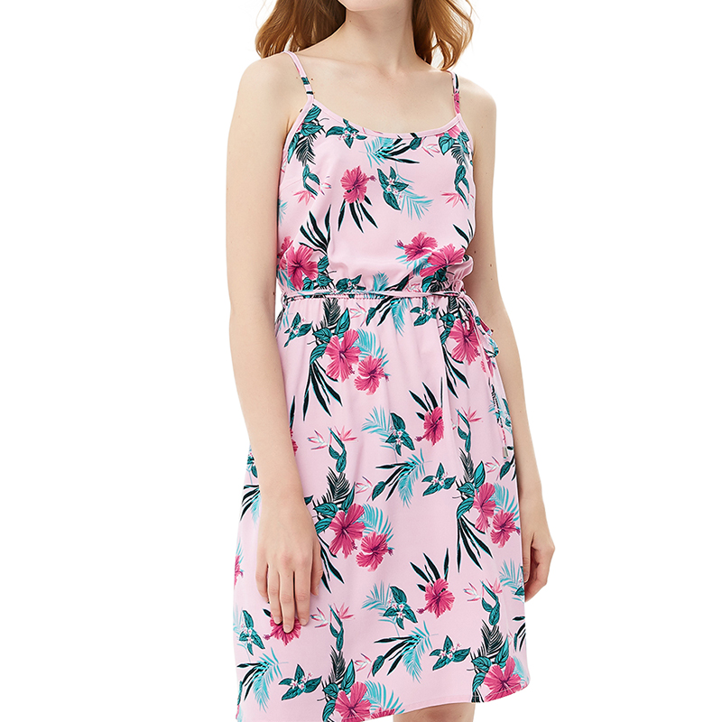 Dresses MODIS M181W00898 women dress cotton  clothes apparel casual for female TmallFS dresses dress befree for female half sleeve women clothes apparel casual spring 1811344566 50 tmallfs