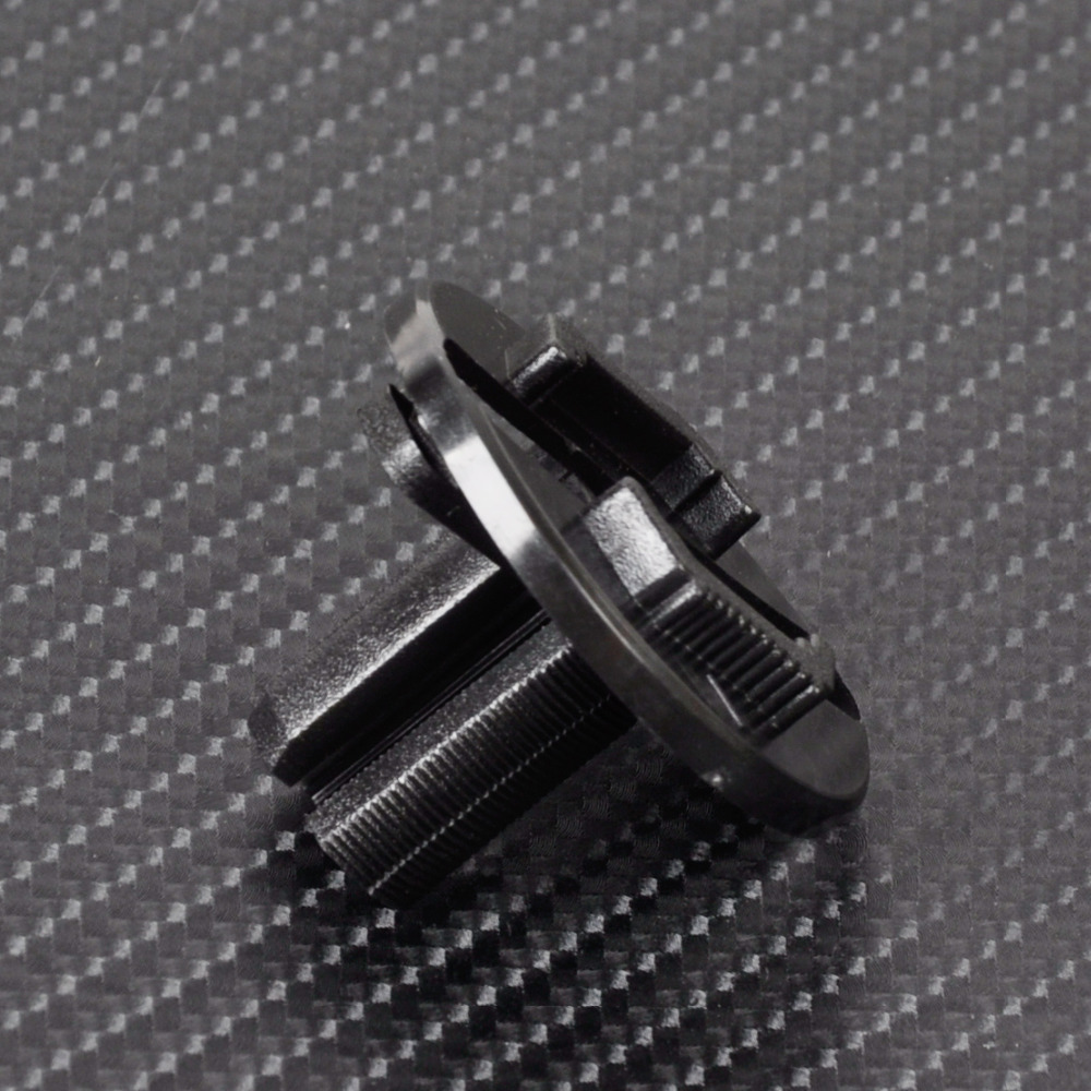 CITALL 2pcs Clip de cierre de faro 1248210520 para Mercedes Benz W124 - Accesorios de interior de coche - foto 3