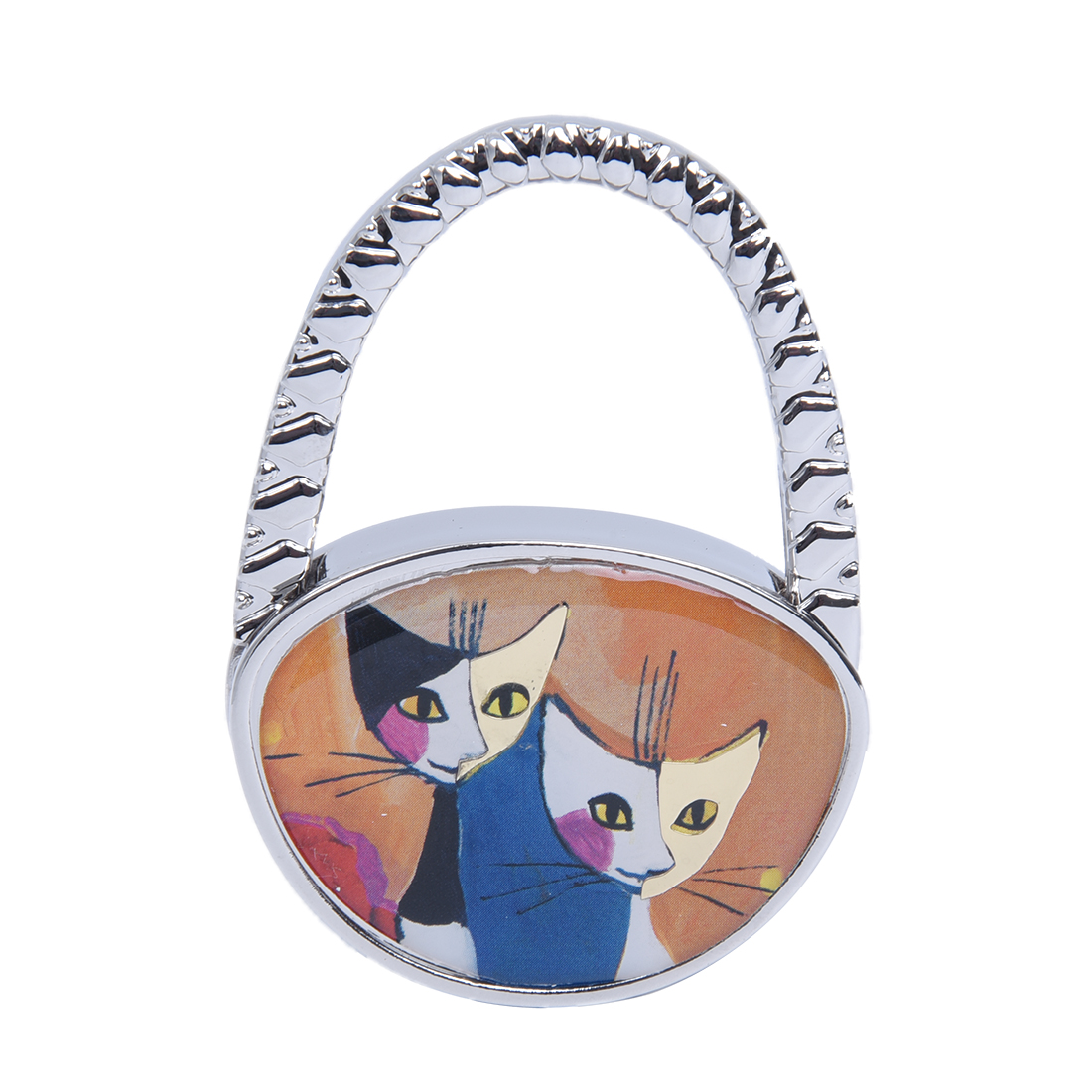 Metal Handbag Holder Bag Holder Bag Hook Oval Hangers