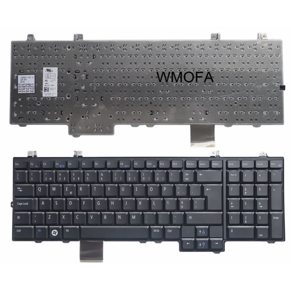 S-u-p-e-r Laptop parts Store UI Black New Replace laptop keyboard For DELL For Studio 1735 1736 1737 PP31L TR334